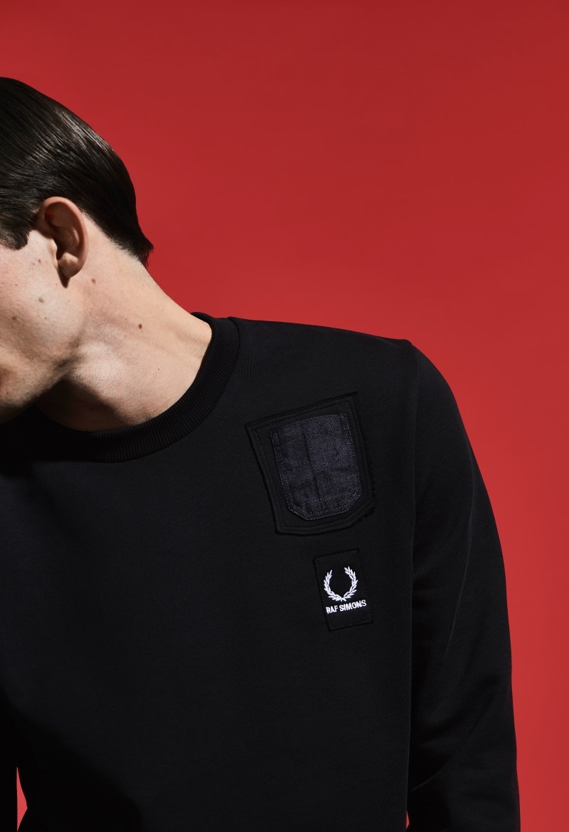 2b0f88044aa32 Lookbook  Raf Simons x Fred Perry. Spring Summer 2017 - glocalabel.com