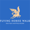 «Flying Horse Walk» in Nottingham