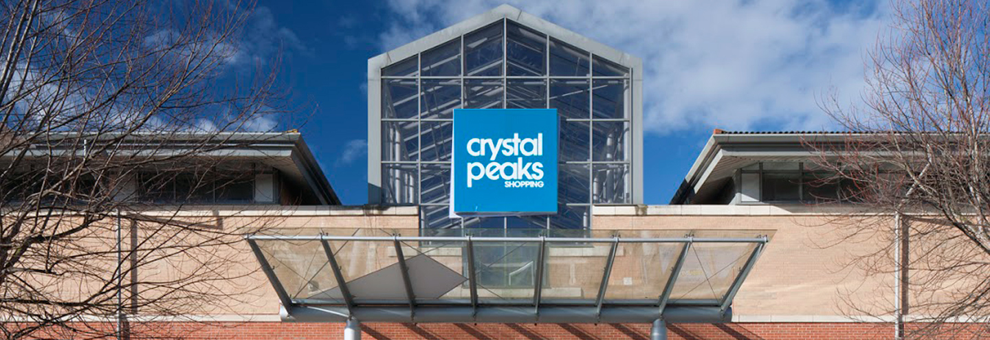 Items available at  Crystal Peaks Shopping Mall & Retail Park
