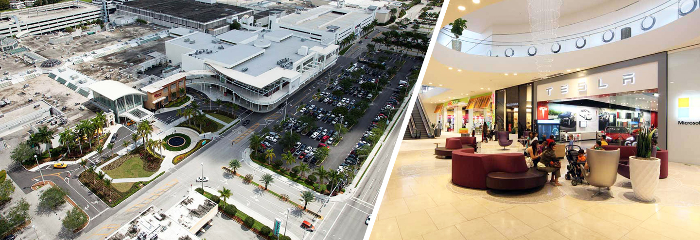 Dadeland Mall, Miami: location, fashion stores, opening hours ... on