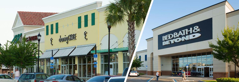 River City Marketplace Jacksonville Location Fashion Stores