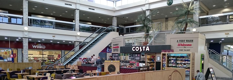 Talbot mall