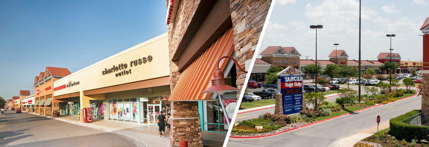 Tanger Outlets San Marcos, San Marcos: location, fashion stores ...