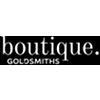 Store boutique. Goldsmiths