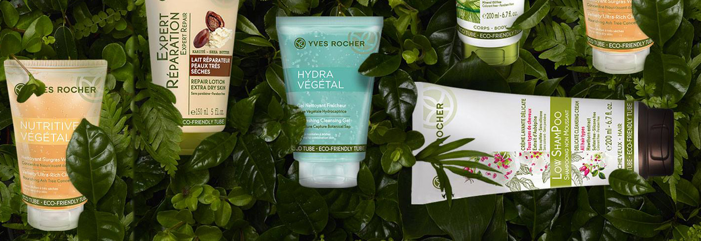 Yves Rocher in Riga - store locations, product listing, and opening