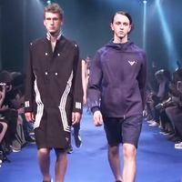 adidas Originals x White Mountaineering Spring/Summer 2017 Fashion Show