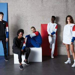 Le Coq Sportif. Spring/Summer 2017