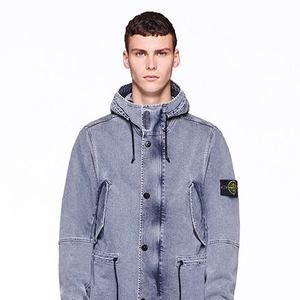 Lookbook: Stone Island. Spring/Summer 2018