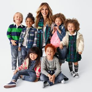 Sarah Jessica Parker x Gap Kids. Autumn/Winter 2018