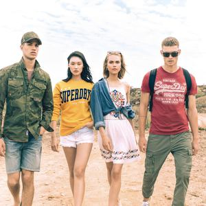 Superdry. Spring/Summer 2019