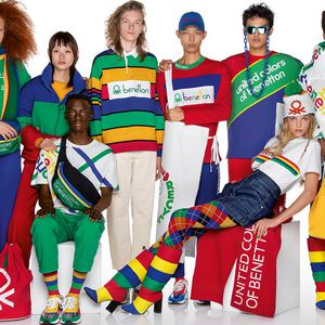 United Colors of Benetton. Autumn/Winter 2019