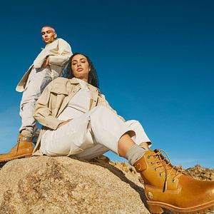 Jimmy Choo x Timberland. Fall/Winter 2020